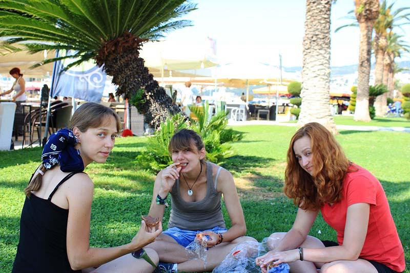 Jana & Veronika & Justyna