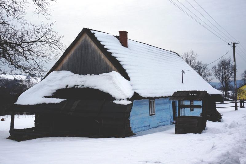 Beskid Niski, fot.Agnieszka Łach / Kurs Przewodników Beskidzkich SKPG Kraków 2014/2016