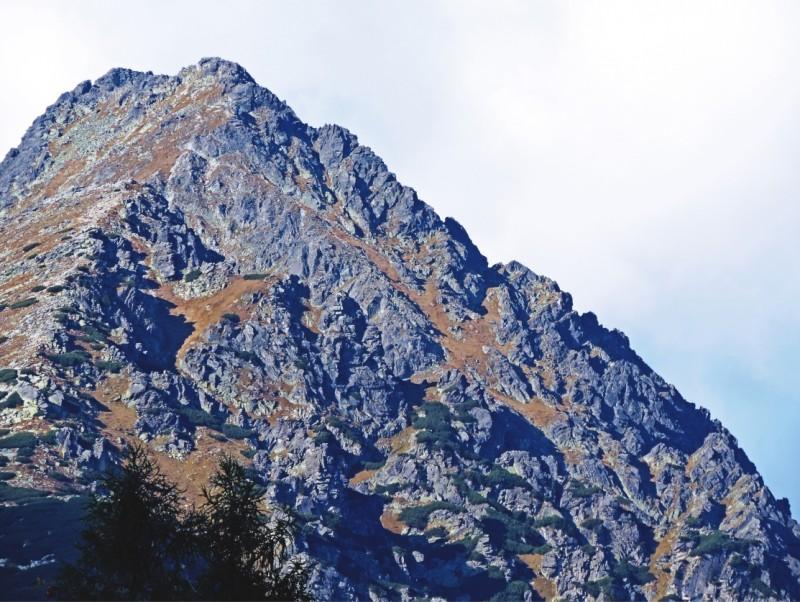 Doliną Popradu doserca Tatr