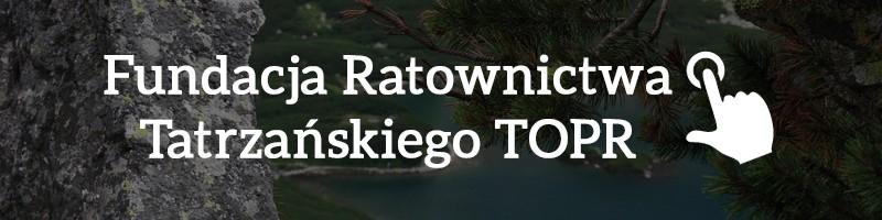 1% podatku - Fundacja Ratownictwa Tatrzańskiego TOPR