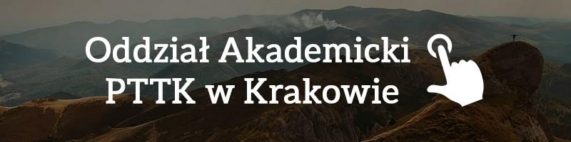 1% podatku - Oddział Akademicki PTTK wKrakowie