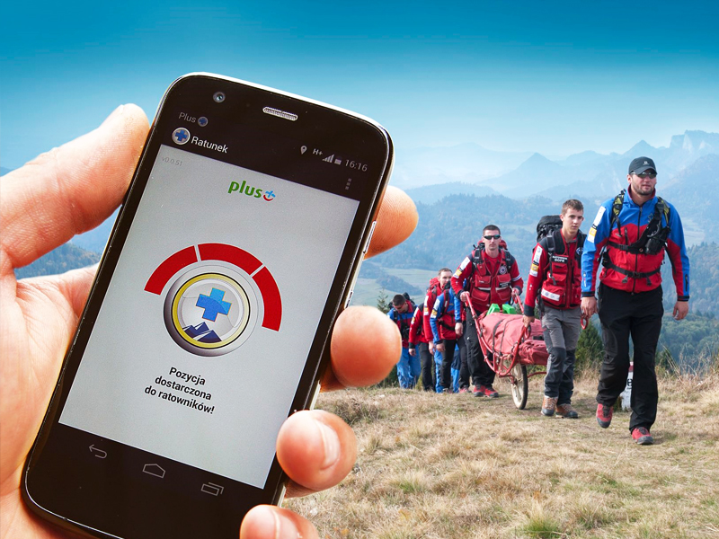 Bezpieczeństwo wgórach: Jak wezwać pomoc + Aplikacja Ratunek