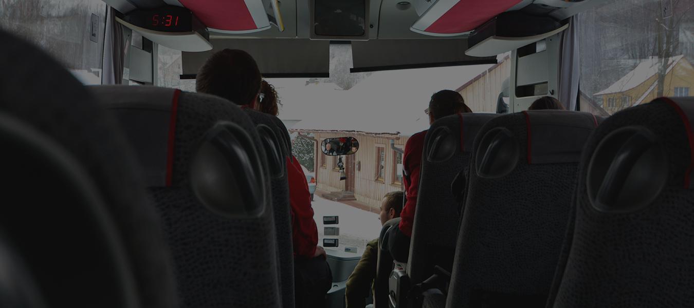 Kurs Przewodników Beskidzkich: Jak przeżyć autokarówki inie rzucić Kursu wcholerę?